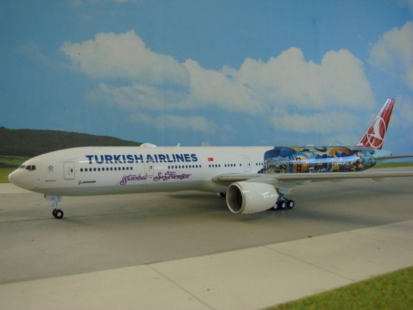 Boeing 777-300ER Turkis Airlines