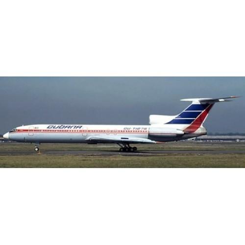 Tupolev TU-154M Cubana