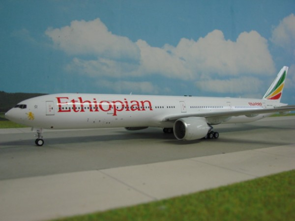 Boeing 777-300ER Ethiopian Ailrines