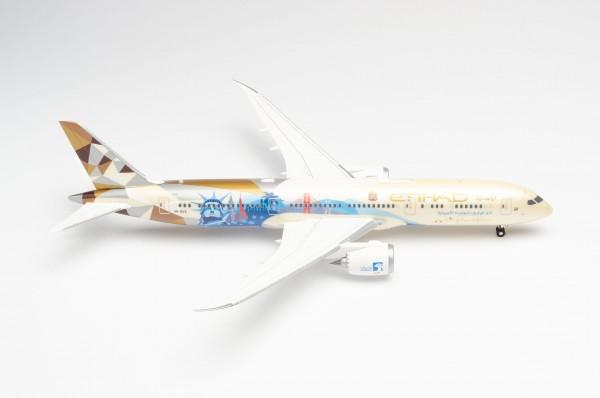 Boeing 787-9 Etihad Airways