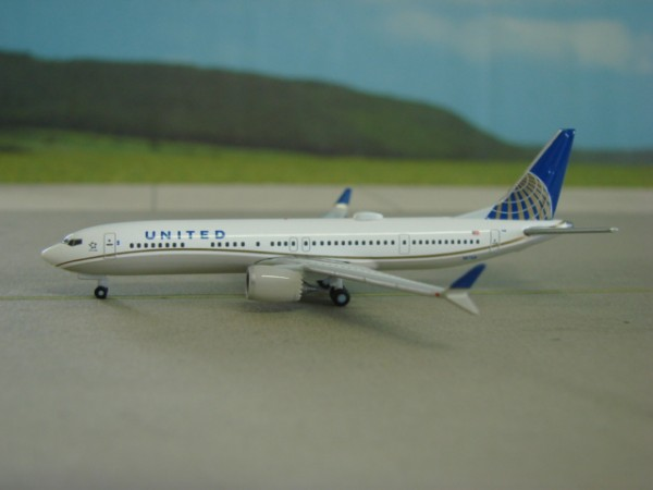 Boeing 737 Max 9 United Airlines