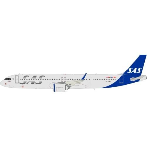 Airbus A321-200 SAS - Scandinavian Airlines