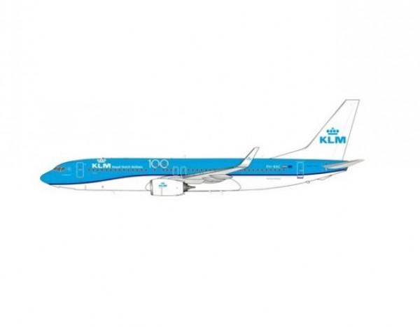 Boeing 737-800WL KLM Royal Dutch Airlines