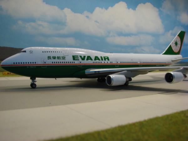 Boeing 747-400 EVA Air