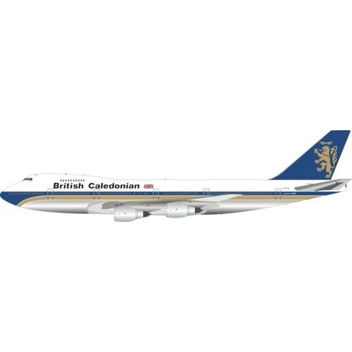 Boeing 747-200 Caledonian Airways
