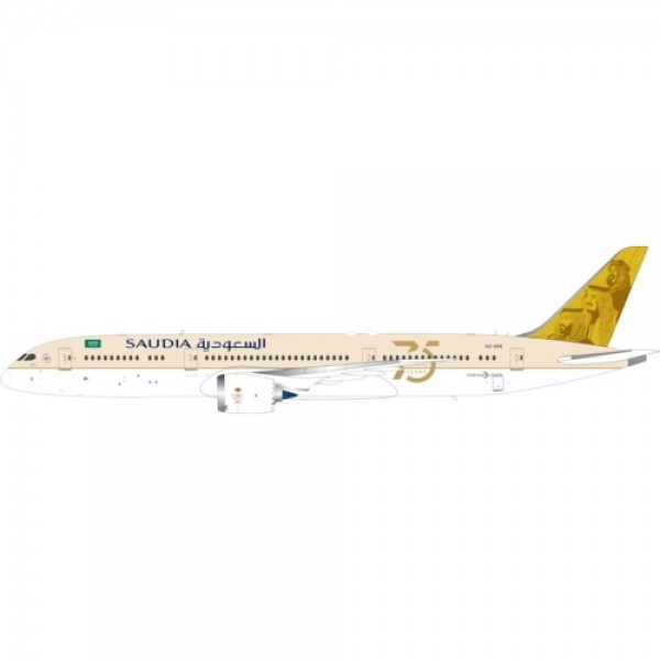 Boeing 787-9 Saudia Saudi Arabian Airlines