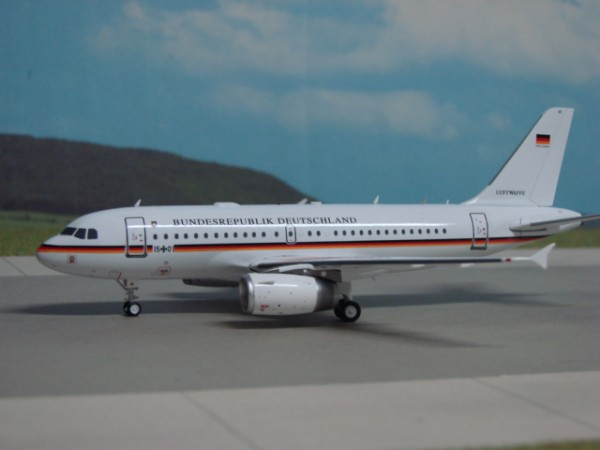 Airbus A319 Luftwaffe