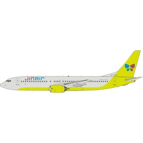 Boeing 737-800 Jin Air