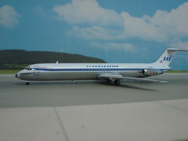 Douglas DC-9-51 SAS Scandinavian Airlines