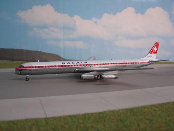 Douglas DC-8-63 Balair