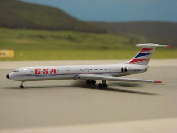 Ilyushin IL-62M CSA - Ceskoslovenske Airlines