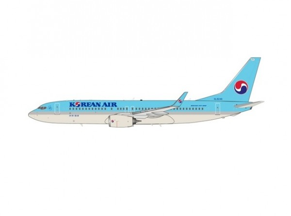 Boeing 737-800WL Korean Air