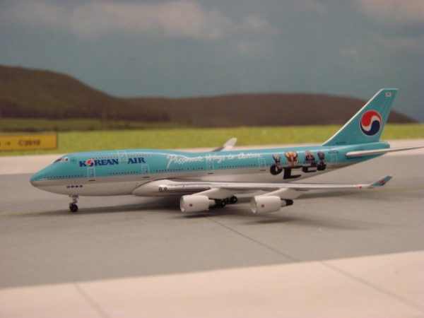 Boeing 747-400 Korean Air