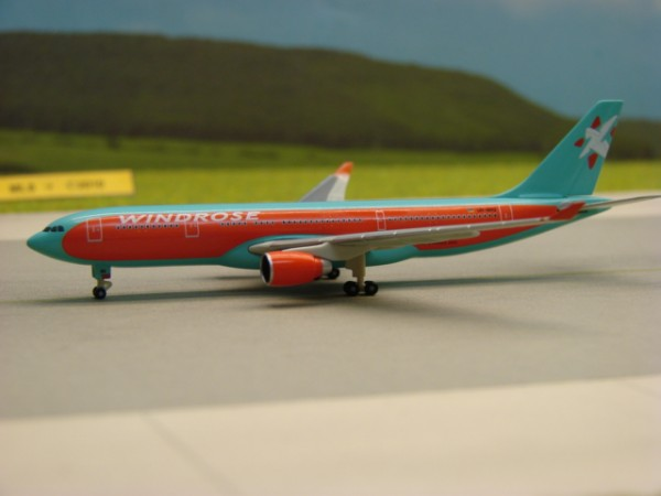 Airbus A330-200 Windrose Airlines