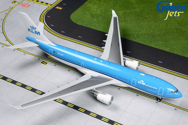 Airbus A330-200 KLM Royal Dutch Airlines