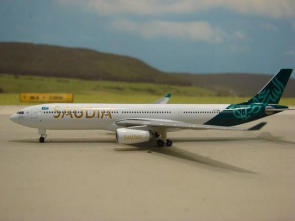 Airbus A330-300 Saudia Saudi Arabian Airlines