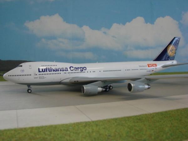 Boeing 747-200F Lufthansa Cargo