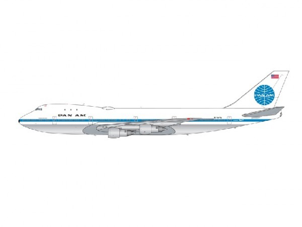 Boeing 747-100 Pan Am