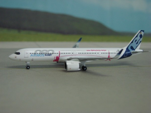 Airbus A321neo Airbus Industries