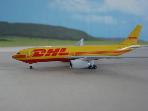 Airbus A330-200F DHL Aviation