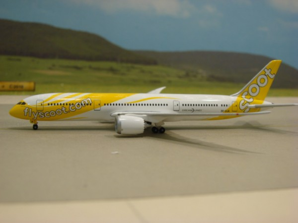 Boeing 787-9 Scoot