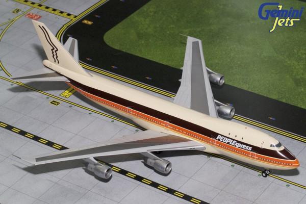 Boeing 747-100 PEOPLExpress