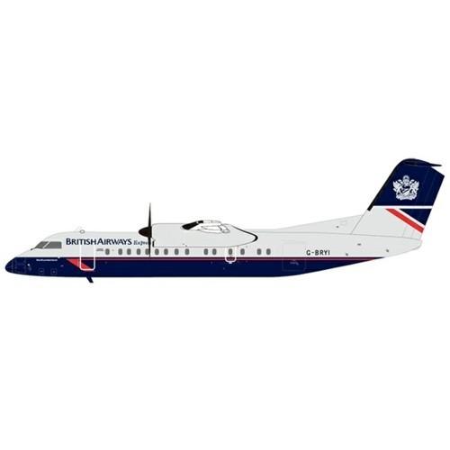 Bombardier Dash8-Q300 British Airways Express