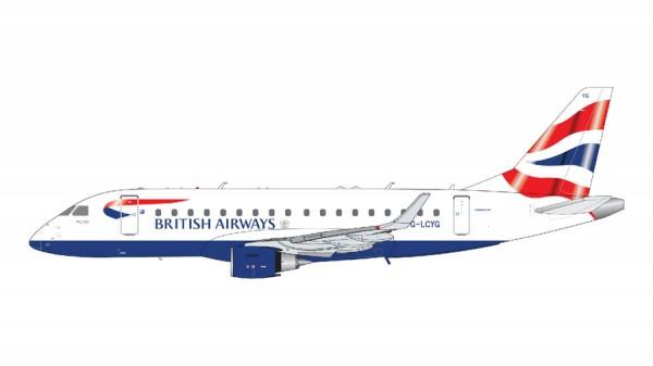 Embraer 170 Britisch Airways