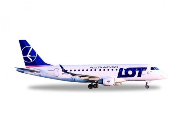 Embraer 175 LOT Polish Airlines