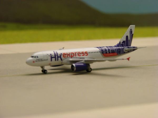 Airbus A320-200 Hong Kong Express