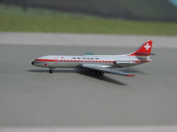 Sud Aviation SE-210 Caravelle III Swissair