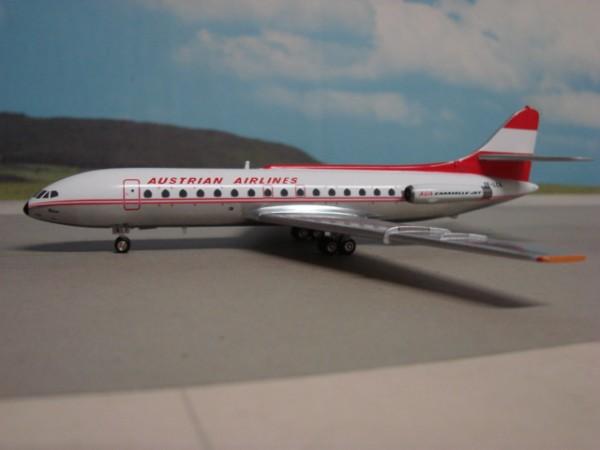 Sud Aviation SE-210 Caravelle VI Austrian Airlines