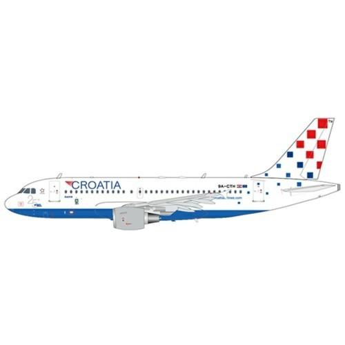Airbus A319 Croatia Airlines