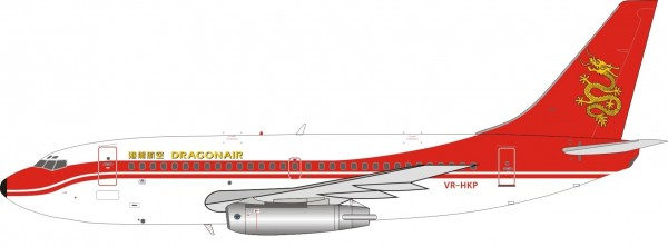 Boeing 737-200 Dragonair
