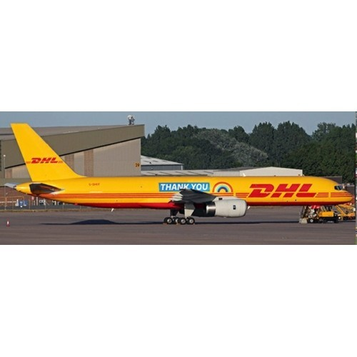 Boeing 757-200PCF DHL