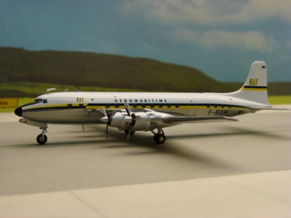 Douglas DC-6B UAT - Union Aéromaritime de Transport