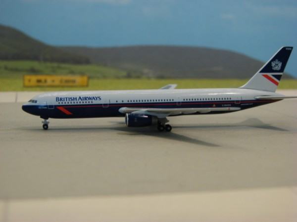 Boeing 767-300 British Airways