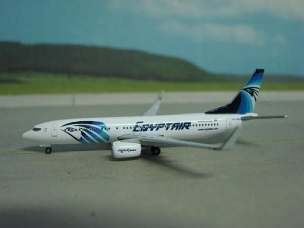 Boeing 737-800 Egyptair