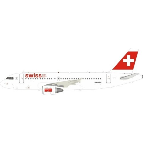 Airbus A319 Swiss International Air Lines