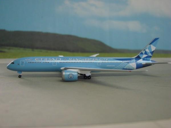 Boeing 787-9 Etihad Airlines
