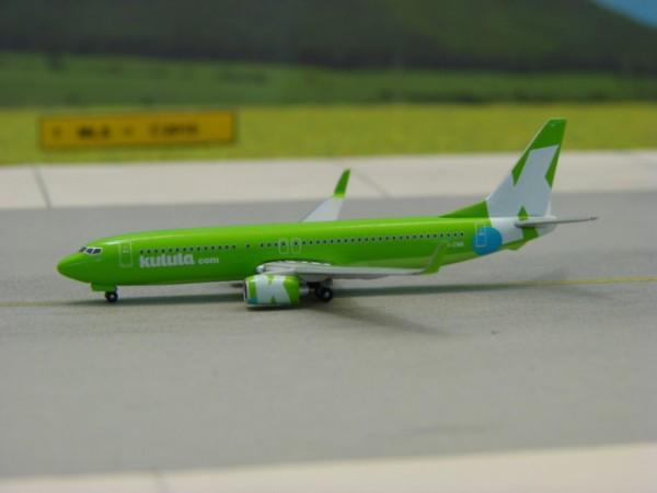Boeing 737-800WL Kulula