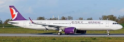 Airbus A321neo Air Macau