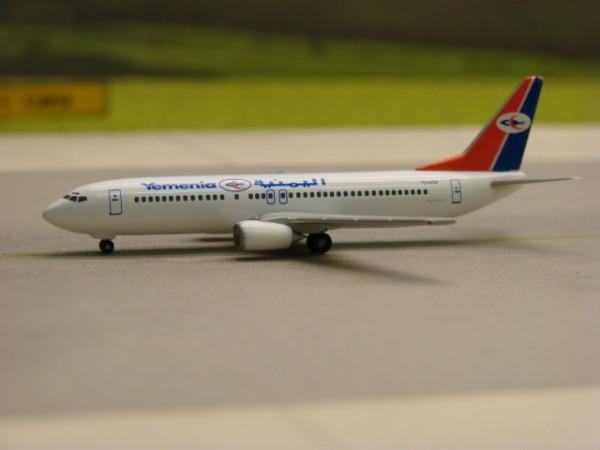 Boeing 737-800 Yemenia