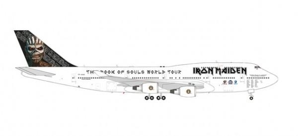 Boeing 737-400 Iron Maiden/ Air Atlanta Icelandic