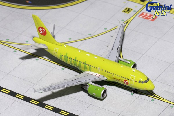 Airbus A320 S7 Siberia Airlines