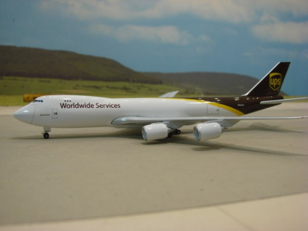 Boeing 747-8F UPS United Parcel Service
