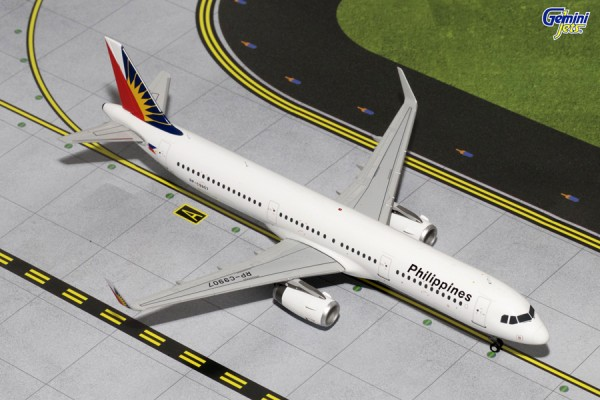 Airbus A321S Philippine Airlines