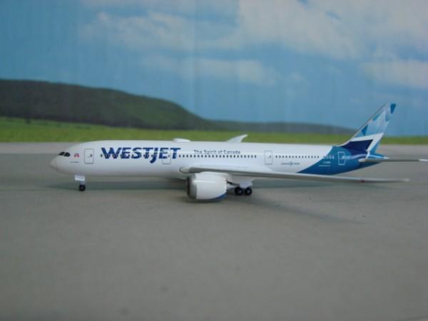 Boeing 787-9 Westjet