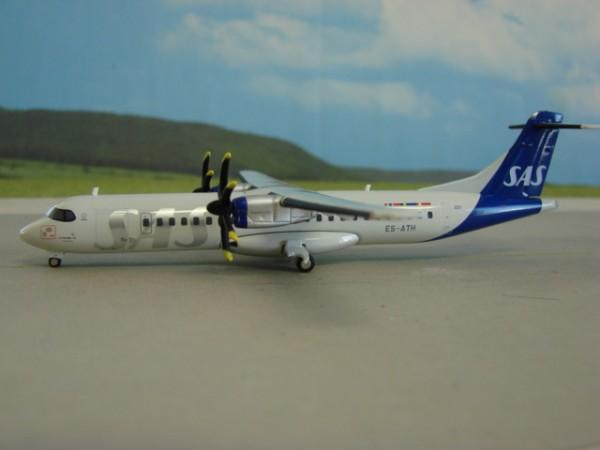 ATR 72-600 SAS Scandinavian Airlines