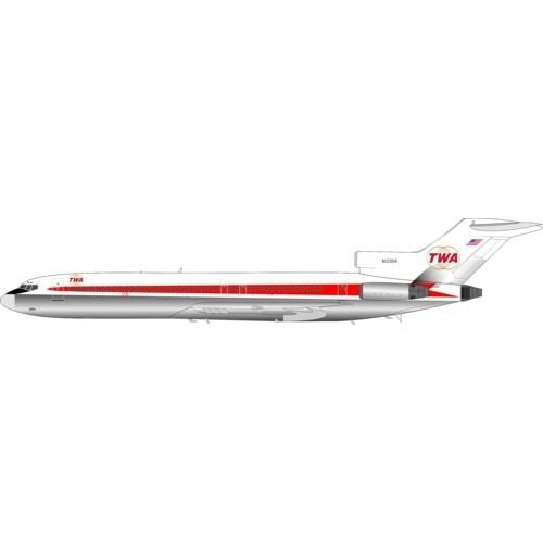 Boeing 727-200 TWA Trans World Airways